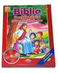 A Bíblia em uma história para cada dia do ano :: Didako Materiais Educativos