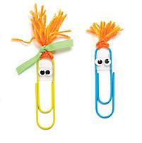 Fear Face Bookmark Craft....can order the craft pack, or make your own!