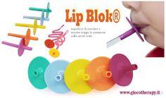 Brucaliffo Giochi & Giocotherapy soluzioni intelligenti per bambini con bisogni speciali: Come utilizzare le Valvole unidirezionale Lip Blok...