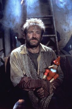 "Robin Williams as Parry in ""The Fisher King"", one of my favorites. We had just watched it again last night!  R.I.P. Robin"