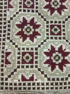 Cross Stitch Bookmarks, Cross Stitch Patterns, Bohemian Rug, Miniatures, Rugs, Design, Tablecloths, Embroidery, Punto Cruz