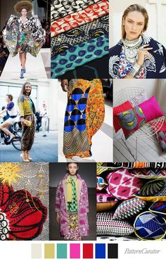 CULTURAL CONNECTION – Pattern Curator