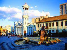 Largo da Ordem - Curitiba (PR)