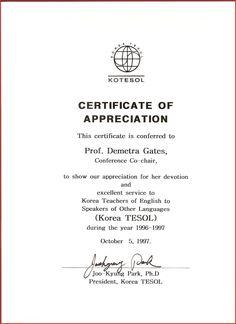 partnership certificate of appreciation template templates