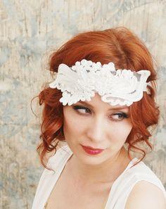 flapper inspired headband!