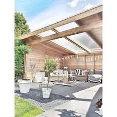 30 amazing backyard garden landscaping and design ideas 2 Outdoor Rooms, Small Backyard, Outdoor Decor, Garden Buildings, Patio Design, House, Home, Garden Room, Landscape Plans