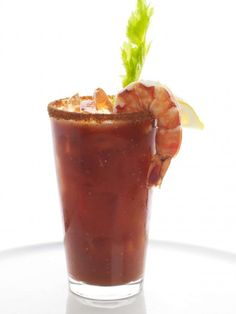 Bloody Maryland at Old Ebbitt Grill