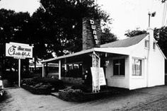 In 1946 the Dwarf Grill opens in Hapeville, GA. It was later renamed to the Chick fil a Dwarf House. You will now find simple Chick fil a restaurants along with the nicer Chick fil a Dwarf House. Good Chicken ... YUMMY