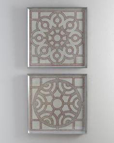 Coral Garden Plan Prints - Neiman Marcus