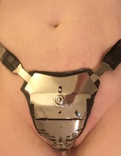 Lots of people are asking where I got my belt. It is a Carrara chastity belt. You can find them here: http://www.carrara-designs.be