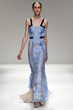 Bibhu Mohapatra Spring 2013 Ready-to-Wear