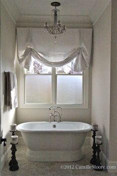 Bathroom Windows London bathroom window design ideas | bay windows, bath and freestanding tub