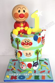 anpanman printable - Google Search