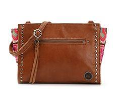 The Sak Cabrillo Leather Crossbody Bag