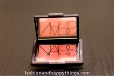 Review: Nars Deep Throat | Fashion and Happy Things!
