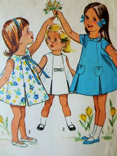 Vintage Simplicity 4962 Sewing Pattern 1960s by sewbettyanddot, $8.50