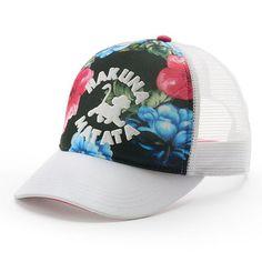 Disney's The Lion King ''Hakuna Matata'' Floral Women's Baseball Hat