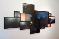 Megan Cump - Black Moon - Installation Views