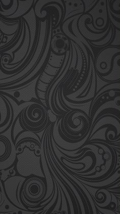 Awesome iphone 7 hd wallpaper fond d 39 cran 55 check for Schwarze mustertapete