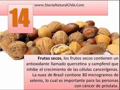 25 alimentos anticancerigenos