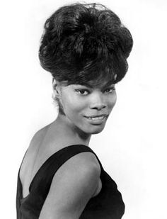 Dionne Warwick. You should see her in this movie called 'Slaves'...she acted very well in it. Ossie Davis also played in it.