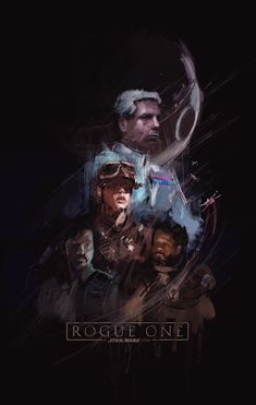 Star Wars: Rogue One Poster - Created by Rafal Rola
