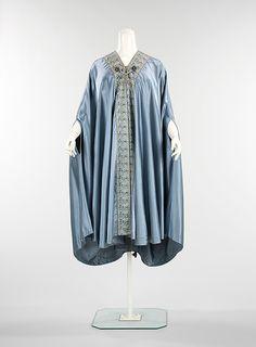 Evening cape  Designer: Liberty & Co.  Date: 1910–15 Culture: British Medium: silk Accession Number: 2009.300.520