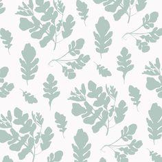 Wallpaper - Arugula   Agave - Traditional Wallpaper / 2 x 12' panel