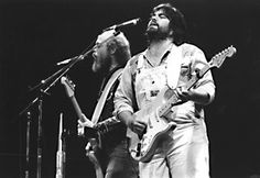 Little Feat I've been to several hundred concerts, and Little Feat with Lowell George ranks as the very best!