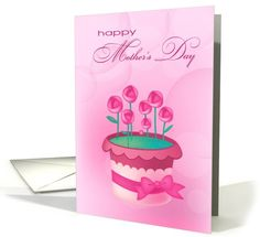 Happy Mother's Day. Roses in Pot Design Mother's Day Greeting Cards, at greetingcarduniverse.com