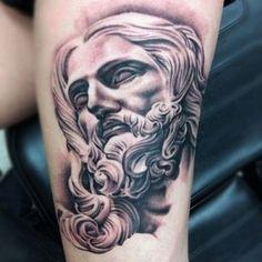 Tat of Jesus by Bernini