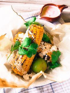 Vielä on grillikesää jäljellä! Makea maissi grillataan ja maustetaan chipotlekastikkeella. Chipotle korostaa maissin makeutta ja tuo siihen ihanaa tulisuutta sekä…