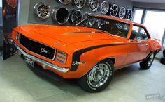 1969 Camaro Z28 For Sale