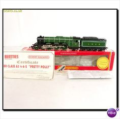 HORNBY R375 - LNER Class A3 PACIFIC 'Pretty Polly' Limited Edition by Beatties on eBid United Kingdom