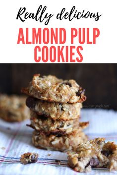Hello everyone ! Today I am going to show you the recipe for the best almond pulp cookies ! What do you usually do with the almond pulp leftover from the homemade almond milk […]