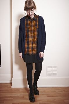 FASHION YOUR SEATBELTS: THREE WAYS TO WEAR THE GRUNGY PLAID TREND