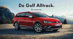 Volkswagen Golf Alltrack - The adventurer
