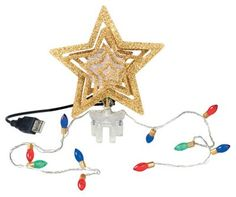 USB LED Star -- You can get additional details at the image link.