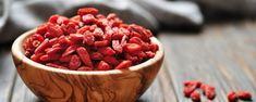 Gojibessen; rode bommetjes vol energie en goed humeur