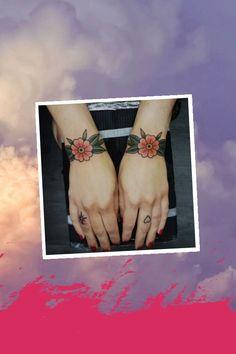 90+ petits tatouages au poignet pour femmes et hommes - Designs & B ... #designs #small #ta ...... - #Colorfulkoala #femmes