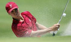 Alabama rising sophomore Justin Thomas won the SEC Player of the Year Award and the Haskins Award last year as the nation's top college golfer. Pga Golf Tournament, White Sulphur Springs, Justin Thomas, Top Colleges, University Of Alabama, Georgia, Hate, Waiting, Relationship