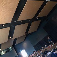 #isus1932 #itü ##interiors #acousticpanel #perfopan #architecture #hall #formandfunction  #formandgeometry #facade #Architektur  #arquitectura #архитектура #architectuur #architettura #mimari #arquitetura #αρχιτεκτονική #ומרכיביו #arkitektur #construction #design #akustikimalat  #ceiling #woodenceiling ##cloudsupercomputingcenter #acousticceiling