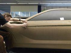OG | 2011 BMW 6 Series Mk3 | Full-size clay model