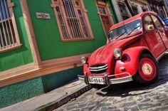 Valparaiso Relic