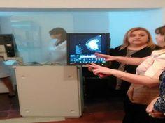 Acto de entrega de un Mamografo Digital Directo de última tecnología, que será destinado al Servicio de Mamografía del Hospital Interzonal San Juan Bautista