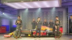 F1 News - #RedBull unveils livery for 2016 #F1 challenger