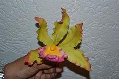 Cake Decorating: Orchid fantasy
