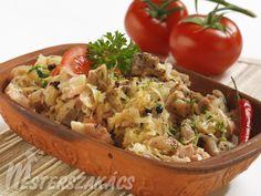 Bajor káposztás csülök | Mesterszakacs.hu Paleo, Meat Recipes, Risotto, Grains, Rice, Ethnic Recipes, Food, Decor, Food And Drinks