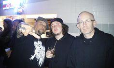 Staff, May 3, 2013. Supporting Dozer & Locked n Loaded @ JD Muggs.