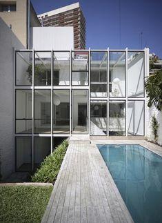 Galería de Casa Fernández / Adamo Faiden - 1